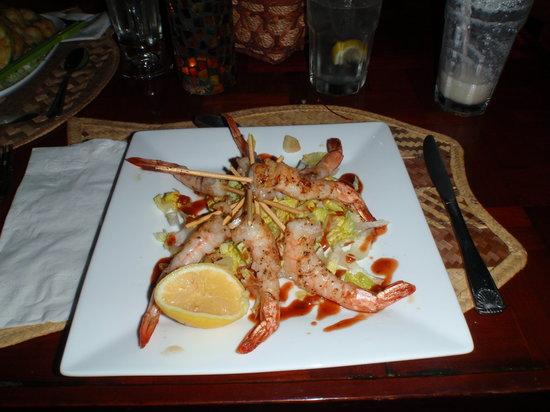 The Rainbow Inn Seafood & Steak House : Appy