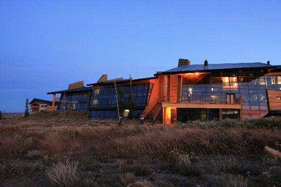 Foto de design suites calafate el calafate back side of for Design hotel el calafate
