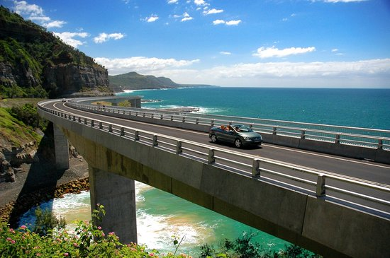 Wollongong, Australia: Grand Pacific Drive