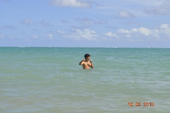 Maceio, AL: Praia Ipioca