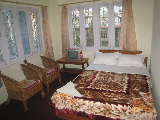 Karma Guest House: Couple bed room.