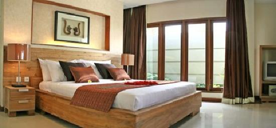Grand Akhyati Villas and Spa: Bedroom