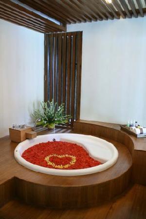 Grand Akhyati Villas and Spa: bath room