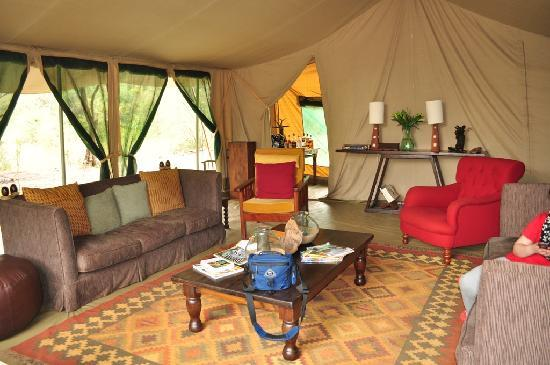 Nairobi Tented Camp: Main Tent