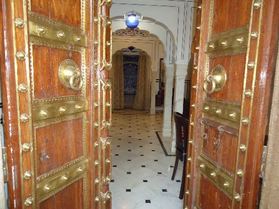 ‪‪Royal Heritage Haveli‬: room entrance‬