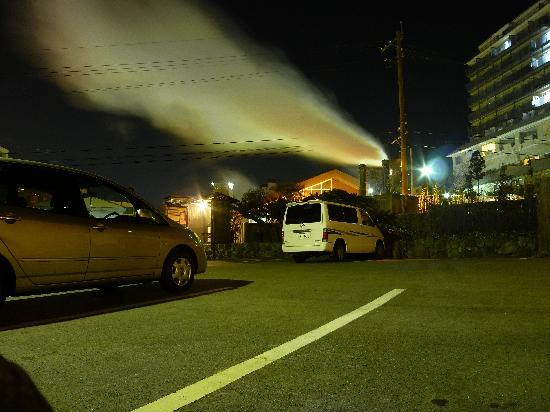 Kannawa Yunoka : night