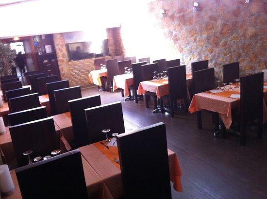 Imperivm Lounge & Restaurant: sala julio cesar