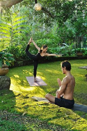 The Farm at San Benito: Yoga