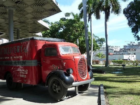 Museum of the Revolution (Museo de la Revolucion): Das Lieferauto in den Tod