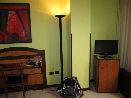 New Hotel: habitación