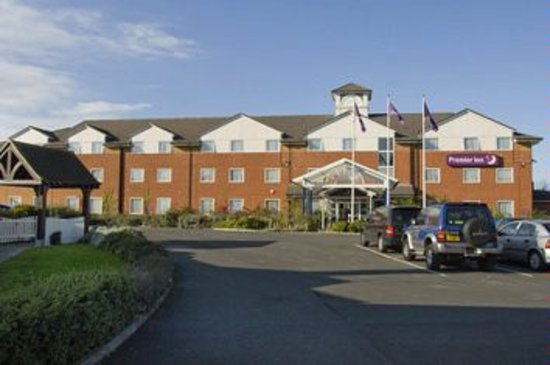 Premier Inn Middlesbrough Central South Hotel