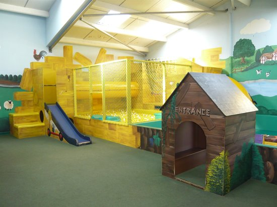 The Olde House: Indoor play area