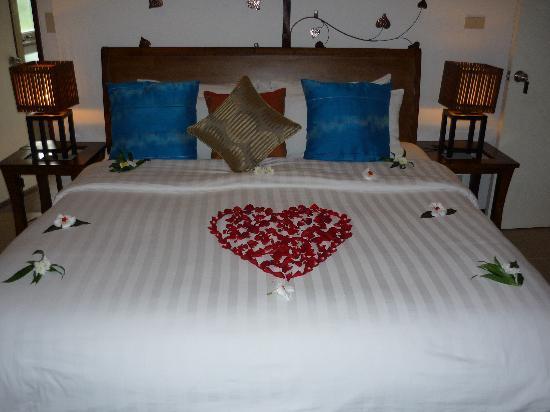Shiva Samui: Honeymoon welcome!