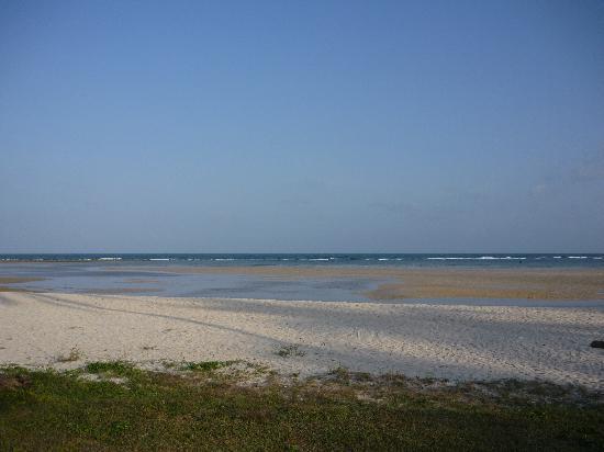 Shiva Samui: The beach - 1 minute walk from Bann Orchid