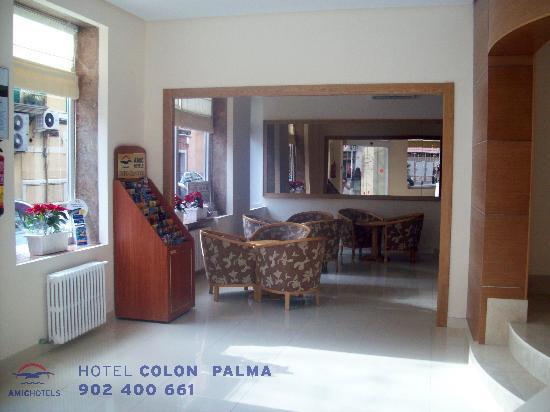 Hotel Colon Palma: Salon