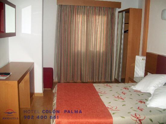 Hotel Colon Palma: Habitacion Horizonte