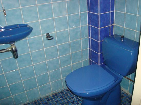 Hotel Verdi: トイレ