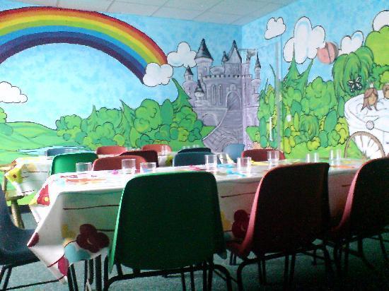 Buncrana, Ireland: Party-Room