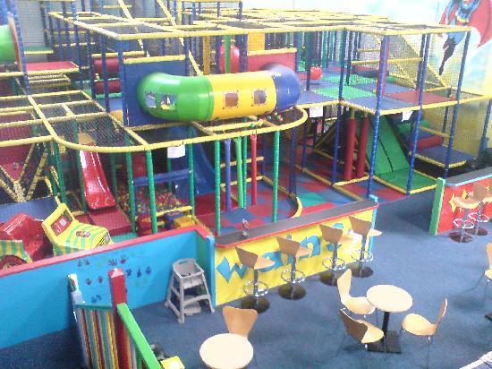 Wains World: Play Area