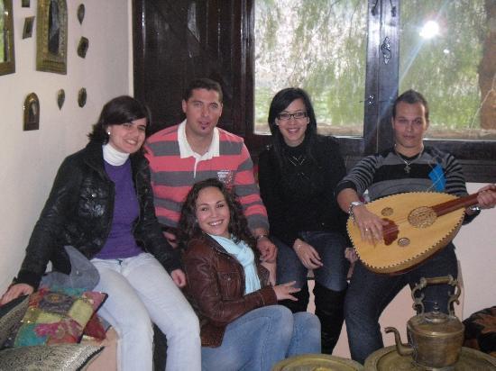Hotel Rural La Posada de Ahlam: EN LA HABITACIÓN ÁRABE