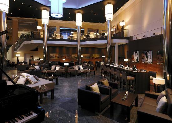 Westin Grand Frankfurt Arabella Bar Amp Lounge Bild Von