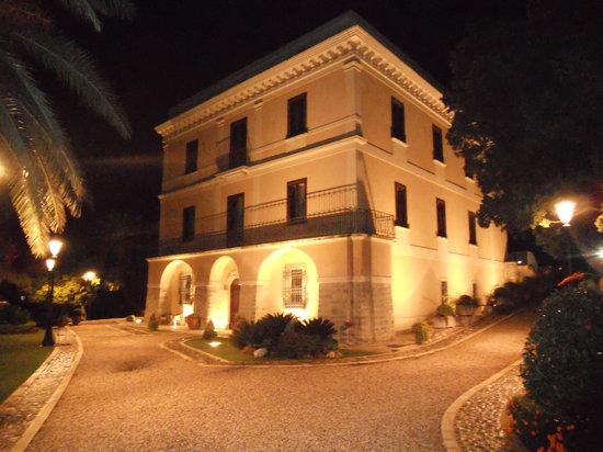 San Lucido, Italie : Villa Rinaldi