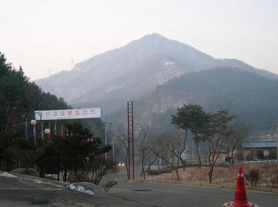 Gapyeong Seorak Tourist Hotel: Natural Landscape