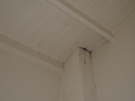 Apart Maria Bonita: estado de los techos