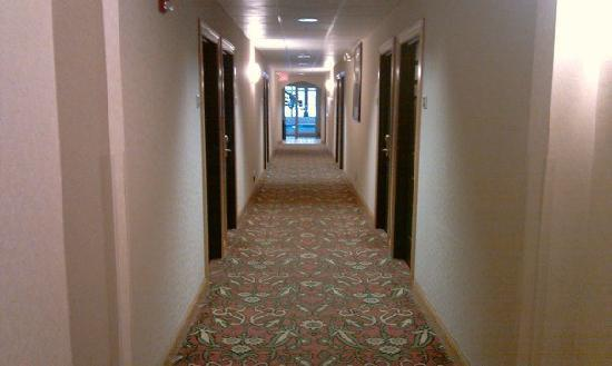 Country Inn & Suites By Carlson, Columbus Airport East: Hallway second floor