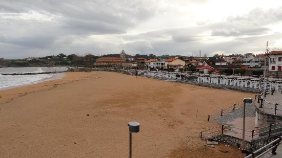 Asturias, España: Playa de Luanco