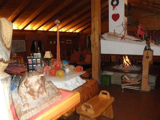 Hotel Notre Maison : Per il relax post pranzo/cena