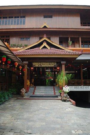Green Garden Spa: Hotel Green Garden