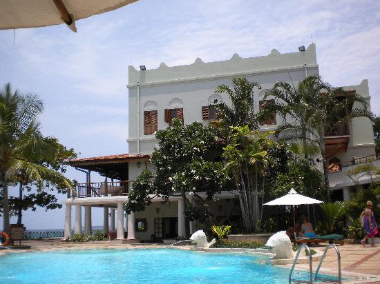 Zanzibar Serena Hotel : View from the pool