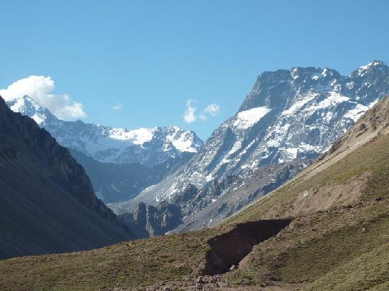 Cile: Termas de Colina