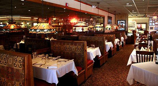 Charley's Grille: 16