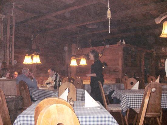 Selva di Val Gardena, Italy: ristorante a selva ma non mi ricordo il nome
