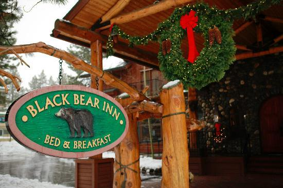 Black Bear Inn: Christmas at the Inn!