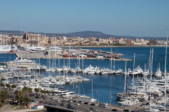 Catalonia Majorica Hotel: Balcony View
