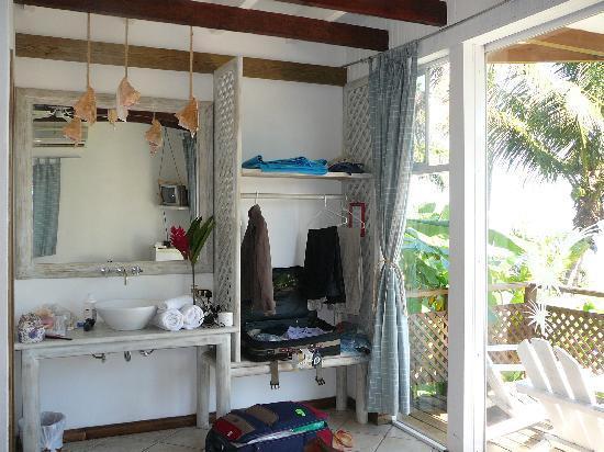 Hotel Villa Caribe : Bedroom