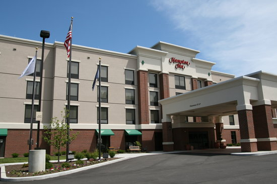 Hampton Inn Rochester Webster: Welcome to the Hampton Inn - Rochester/Webster