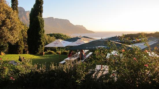 The Roundhouse Restaurant Cape Town South Africa