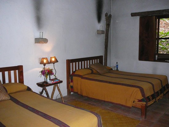 Hacienda San Lucas: Inside our room