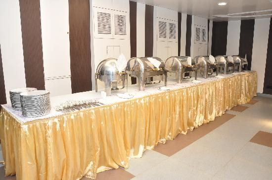 Hotel Palash Residency: banquet hall