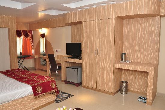 Hotel Palash Residency: executive room