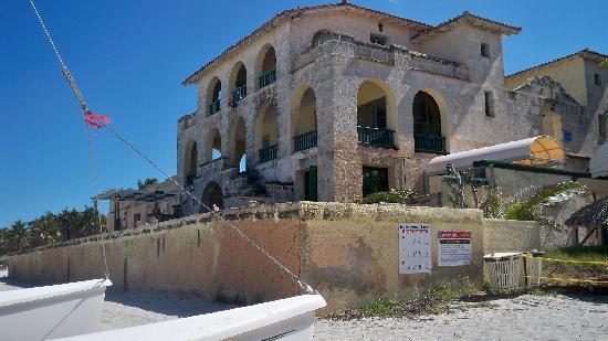Hotel Los Delfines: Imperial/Colonial section