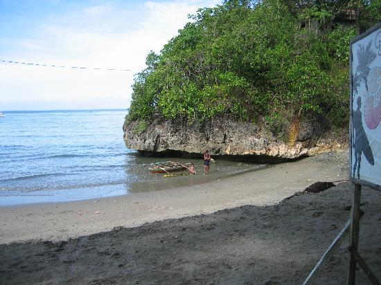 Fiesta Cove: Beach