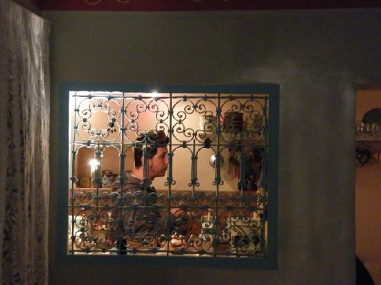Maison d'Hotes Bab el Maader : Vue SàM cuisine