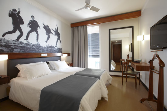 Hotel do Carmo: Superior Twin