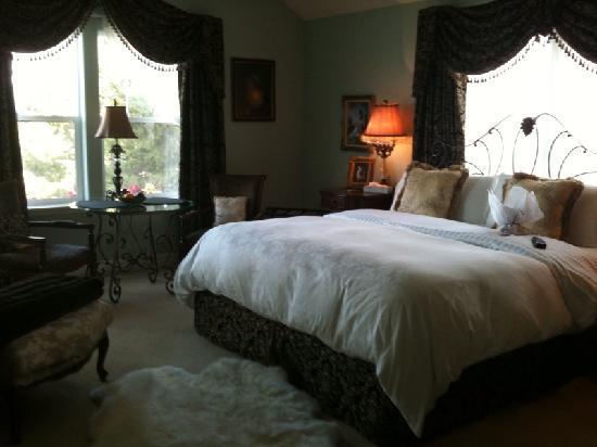 Cozy Rose Inn: Room