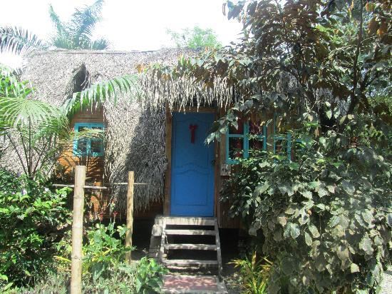 Alandaluz Hosteria y Pueblo Ecologico: my cabin